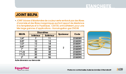 Joint BELPA