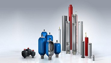 Accumulateurs Hydrauliques : Membranes – Vessies – Pistons